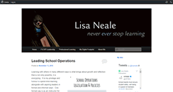 Preview of lisaneale.ca